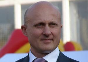 Мэр Немирова, подозреваемый в получении крупной взятки, освобожден под подписку о невыезде