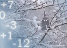В начале февраля украинцев ждет сухая, относительно теплая погода