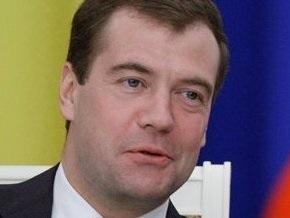 Медведев считает, что России нужны дружеские отношения с США