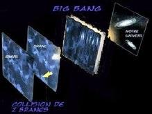 Создана модель ранней Вселенной