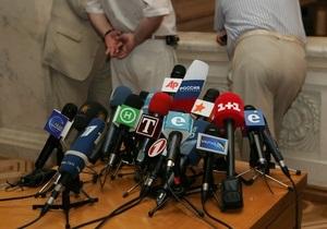 ЕС готов выделить Украине миллион евро на подготовку закона об общественном вещании