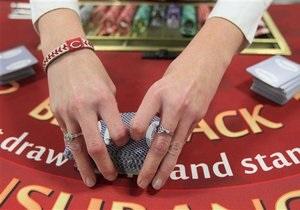 Новости Великобритании - странные новости: В Великобритании фокуснику запретили играть в блэкджек