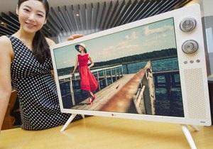 LG выпустила телевизор с уникальным ретродизайном