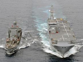 Франция готова продать России военный корабль Мистраль
