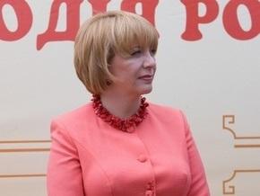 Балога: Супруга Ющенко играет активную роль в кампании Яценюка