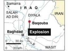 Теракт в Ираке: 40 человек погибли