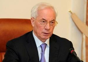 Азаров и глава миссии МВФ провели итоговую встречу