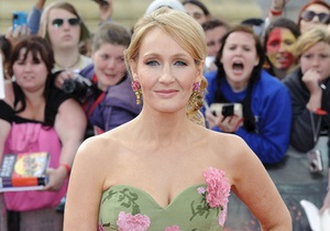 Джоан Роулинг начала писать новую книгу о Гарри Поттере