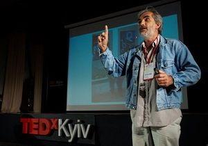 На Корреспондент.net идет онлайн-трансляция конференции TEDxKyiv