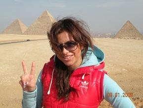 Ани Лорак случайно встретила в Египте Верку Сердючку
