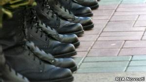 Россияне о военной службе: раздвоение сознания