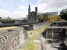 В Мехико обнаружили остатки 800-летней пирамиды