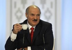 На пресс-конференции Лукашенко рассмешил анекдот о нем, Медведеве и Обаме
