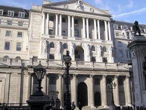 Банк Англии оставил учетную ставку без изменений