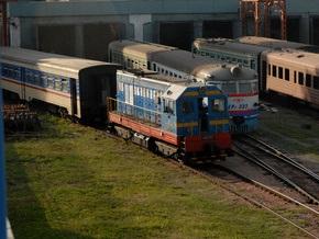 В Симферополе поезд насмерть сбил женщину