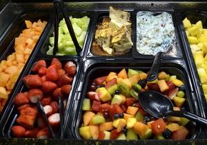 Для большинства американок правильное питание важнее любви