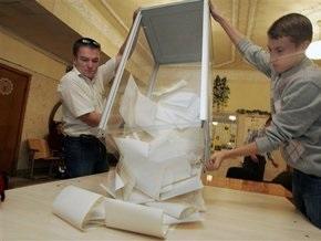 ЦИК образовал 225 территориальных избирательных округов