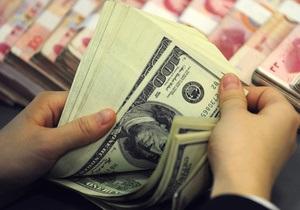 Иена упала до двухмесячного минимума к доллару
