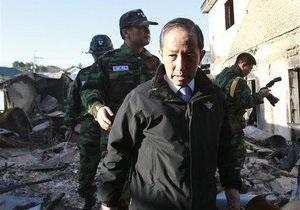 Министр обороны Южной Кореи ушел в отставку