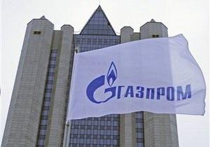 Газпром размещает еврооблигации стоимостью $1млрд и 750 млн евро - источники