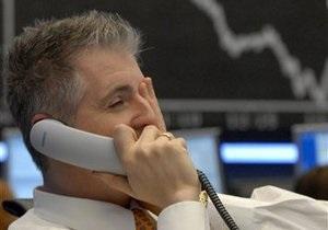 Украинский фондовый рынок открылся снижением
