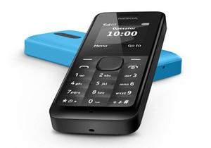 Проще не бывает: Nokia выпустила телефон за 15 евро