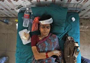 Кровавый понедельник. В Индии под колесами поезда погибли более 20-ти человек