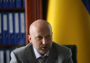 Турчинов не видит оснований для отставки правительства Тимошенко