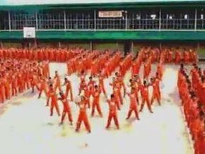 Тысячи филиппинских заключенных вновь станцуют в память о Джексоне