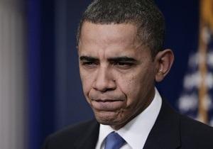 Американские студенты освистали Барака Обаму во время выступления в  штате Коннектикут