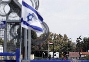 Новости Израиля - новости Сирии - авиаудар -Израиль объяснил авиаудар по Сирии