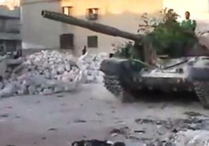 Сирийские повстанцы заявляют о контроле над большей частью Алеппо