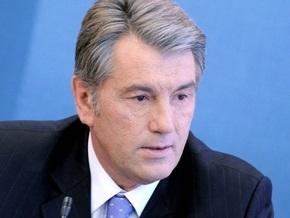 Ющенко заявил, что ему сделали 26 операций