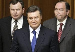 У кого-то полетит голова: Янукович пригрозил жесткими мерами за срыв Киотской программы