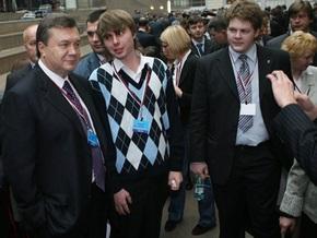 Партия регионов заступилась за Януковича перед МИДом