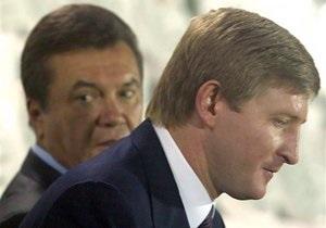 Чтобы в нашей стране не было бедных: Ахметов напомнил Януковичу о планах инвестировать в Украину $12 млрд
