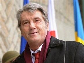 Сегодня Ющенко посетит Батурин