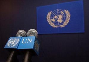ООН направила в Совет Безопасности новую резолюцию по Ливии