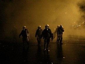 В Афинах прогремела серия взрывов