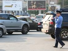 Некоторые киевские улицы временно перекроют