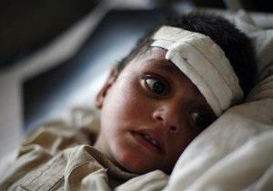 Талибы не позволяют делать прививки пакистанским детям