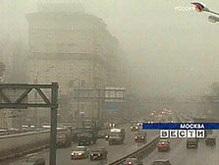 На Москву обрушилась непогода