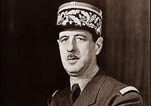 Во Франции скончалась дочь Шарля де Голля