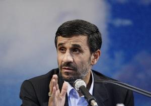 Ахмадинеджад: Иран может защитить себя и без ядерного оружия
