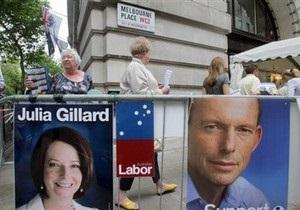 Парламентские выборы в Австралии не определили победителя