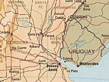 На Аргентину упал метеорит размером с машину