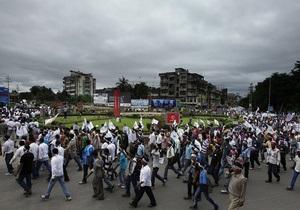 Протесты против США охватили весь арабский мир