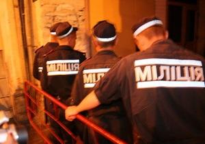 Милиция будет реже задерживать подозреваемых в админнарушениях - министр