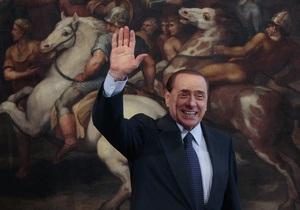 Берлускони пообещал обложить состоятельных итальянцев налогом солидарности