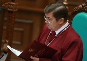 Один из инициаторов политреформы отреагировал на решение Конституционного суда